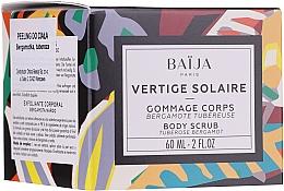 Kup Peeling do ciała - Baija Vertige Solaire Body Scrub