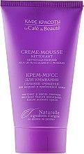 Kup Głęboko oczyszczający krem-mus do mycia twarzy do skóry tłustej i problematycznej - Le Café de Beauté