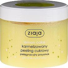 Kup Karmelizowany peeling cukrowy Okrutnie cytrynowy - Ziaja Pielęgnacyjny przysmak Lemon Cake