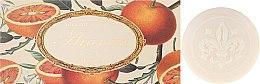 Kup Zestaw mydeł w kostce Pomarańcza - Saponificio Artigianale Fiorentino Orange (6 x soap 50 g)