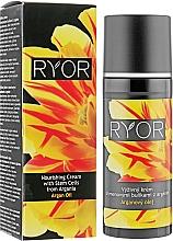 Kup Odżywczy krem do twarzy z olejem arganowym - Ryor Argan Oil Nourishing Cream With Argania Stem Cells