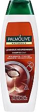Kup Szampon i odżywka 2 w 1 Olej arganowy - Palmolive Naturals Luminous Nourishment Shampoo 2 in 1
