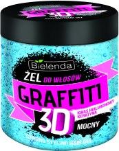 Kup Mocny żel do włosów - Bielenda Graffiti 3D Niebieski