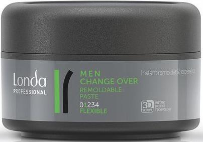 Pasta modelująca włosy dla mężczyzn - Londa Professional Men Change Over Remoldable Past — фото N1