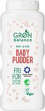 Kup Puder dla dzieci - Gron Balance Baby & Kids Baby Pudder