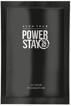 Supertrwały podkład do twarzy - Avon Power Stay 24H (próbka)