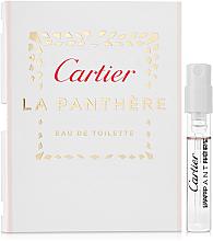 Kup PRZECENA! Cartier La Panthere Eau de Toilette - Woda toaletowa (próbka) *