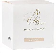 Świeca zapachowa w szkle - Chic Parfum Luxury Collection Marrakech Candle — фото N4
