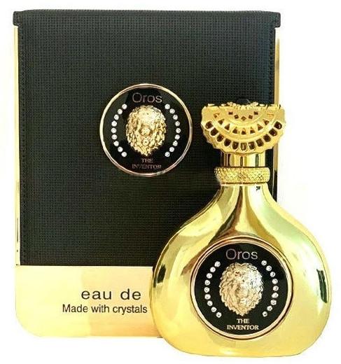 Armaf Oros the Inventor Black - Woda perfumowana — фото N1