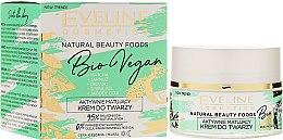 Kup Aktywnie matujący krem do twarzy - Eveline Cosmetics Natural Beauty Foods Bio Vegan