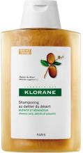 Kup Odżywczo-regenerujący szampon do włosów suchych i zniszczonych z ekstraktem z drzewa egipskiego - Klorane Nutri-Reparative Shampoo With Desert Date