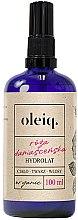 Kup Hydrolat z róży damasceńskiej do twarzy, ciała i włosów - Oleiq