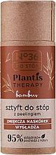 Kup Wygładzający sztyft z peelingiem do stóp - Pharma CF No.36 Plantis Therapy Peeling Foot Stick
