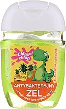 Kup Antybakteryjny żel do rąk dla dzieci Ananasowa imprezka - Chlapu Chlap