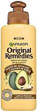 Kup Krem z masłem z awokado do niesfornych włosów Awokado - Garnier Original Remedies Avocado Cream Oil