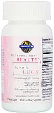 Kup Suplement diety na piękne nogi bez żylaków i pajączków - Garden of Life Extraordinary Beauty