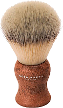 Kup Pędzel do golenia - Acca Kappa Shaving Brush Natural Style Marrone