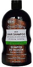 Kup Szampon do włosów dla mężczyzn z ekstraktem z bambusa i pokrzywy - Bluxcosmetics Naturaphy Bamboo & Nettle Extracts Man Shampoo