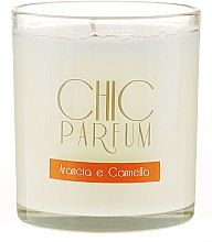 Kup Świeca zapachowa - Chic Parfum Arancia E Cannella Candle