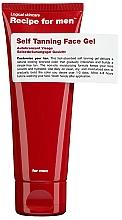 Kup Samoopalacz do twarzy w żelu - Recipe For Men Self Tanning Face Gel