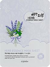 Kup Maseczka w płachcie do twarzy z ekstraktami ziołowymi - Esfolio Pure Skin Essence Herb Mask Sheet