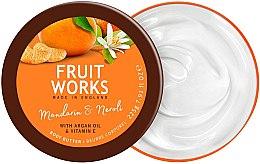 Kup Masło do ciała Mandarynka i neroli - Grace Cole Fruit Works Body Butter Mandarin & Neroli