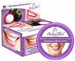 Kup Pasta do zębów z mangostanem - Sabai Thai Herbal Mangosteen Toothpaste