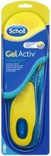 Kup Wkładki żelowe do butów użytku codziennego, r. 40-46,5 - Scholl GelActiv Everyday Men