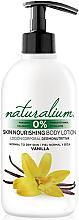 Kup Odżywczy balsam do ciała do skóry normalnej i suchej - Naturalium Fruit Pleasure Vanilla Body Lotion