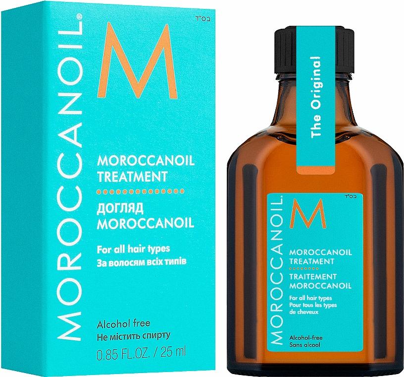 Rewitalizujący olejek do włosów - Moroccanoil Oil Treatment For All Hair Types