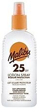 Kup Przeciwłoneczne mleczko w sprayu do ciała - Malibu Sun Lotion Spray Medium Protection Water Resistant SPF 25