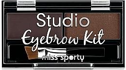 Kup Paleta cieni do brwi - Miss Sporty Eyebrow Kit Studio