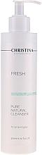Kup Naturalny preparat oczyszczający do wszystkich rodzajów skóry - Christina Fresh Pure & Natural Cleanser