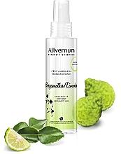 Kup Perfumowana mgiełka do ciała Bergamotka i limonka - Allvernum Nature's Essences Body Mist