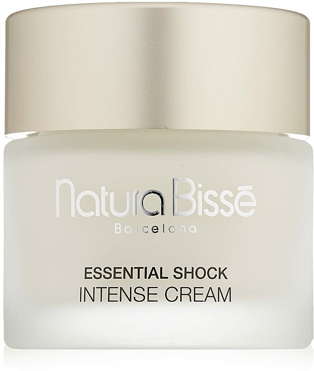 Nawilżający krem przeciwstarzeniowy do cery suchej - Natura Bissé Essential Shock Intense Cream — фото N2