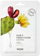 Kup Maska do codziennego użytku Kaktus - Yadah Daily Green Mask Cactus