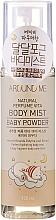 Kup Mgiełka do ciała - Welcos Around Me Natural Perfume Vita Body Mist Baby Powder