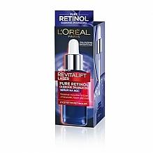Kup Serum na noc z retinolem na głębokie zmarszczki - L'Oreal Paris Revitalift Filler Serum
