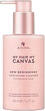 Kup Złuszczający preparat oczyszczający do skóry głowy z botanicznym kawiorem - Alterna My Hair My Canvas New Beginnings Exfoliating Cleanser