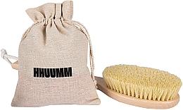 Kup Szczotka do masażu ciała z włókna tampico - Hhuumm nr 5