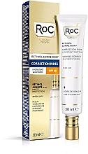 Kup Głęboko nawilżający krem do twarzy z retinolem - Roc Retinol Correxion Hydratant Quotidien Spf 20