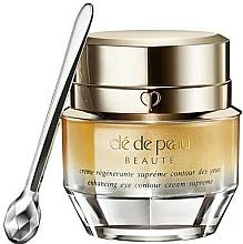Kup Regenerujący krem do okolic oczu - Cle De Peau Beaute Enhancing Eye Contour Cream Supreme