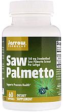 Kup PRZECENA! Suplement diety Saw palmetto - Jarrow Formulas Saw Palmetto *