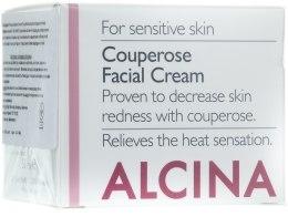 Kup Krem do twarzy przeciw trądzikowi różowatemu - Alcina Couperose Facial Cream