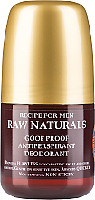 Kup Antyperspirant w kulce dla mężczyzn - Recipe For Men RAW Naturals Goof Proof Antitranspirant Deodorant