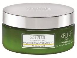 Kup Nawilżająca maska kojąca do twarzy - Keune So Pure Smoothing Essential Treatment