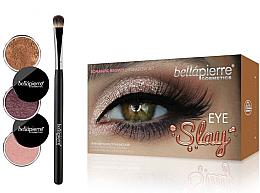 Kup Zestaw do makijażu oczu - Bellapierre Eye Slay Kit Romantic Brown