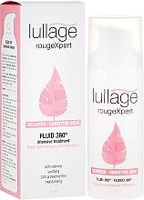 Kup Kojący fluid do skóry wrażliwej - Lullage RougeXpert Redness Sensitive Skin Fluid 360°