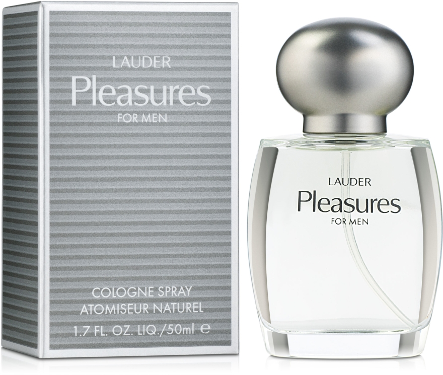 Estée Lauder Pleasures For Men - Woda kolońska — фото N1
