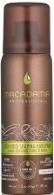 Kup Lakier do włosów zwiększający objętość i modelujący kształt fryzury - Macadamia Professional Flex Hold Shaping Hairspray